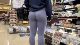 Candid Bubble Ass Girl – Amazing Body!